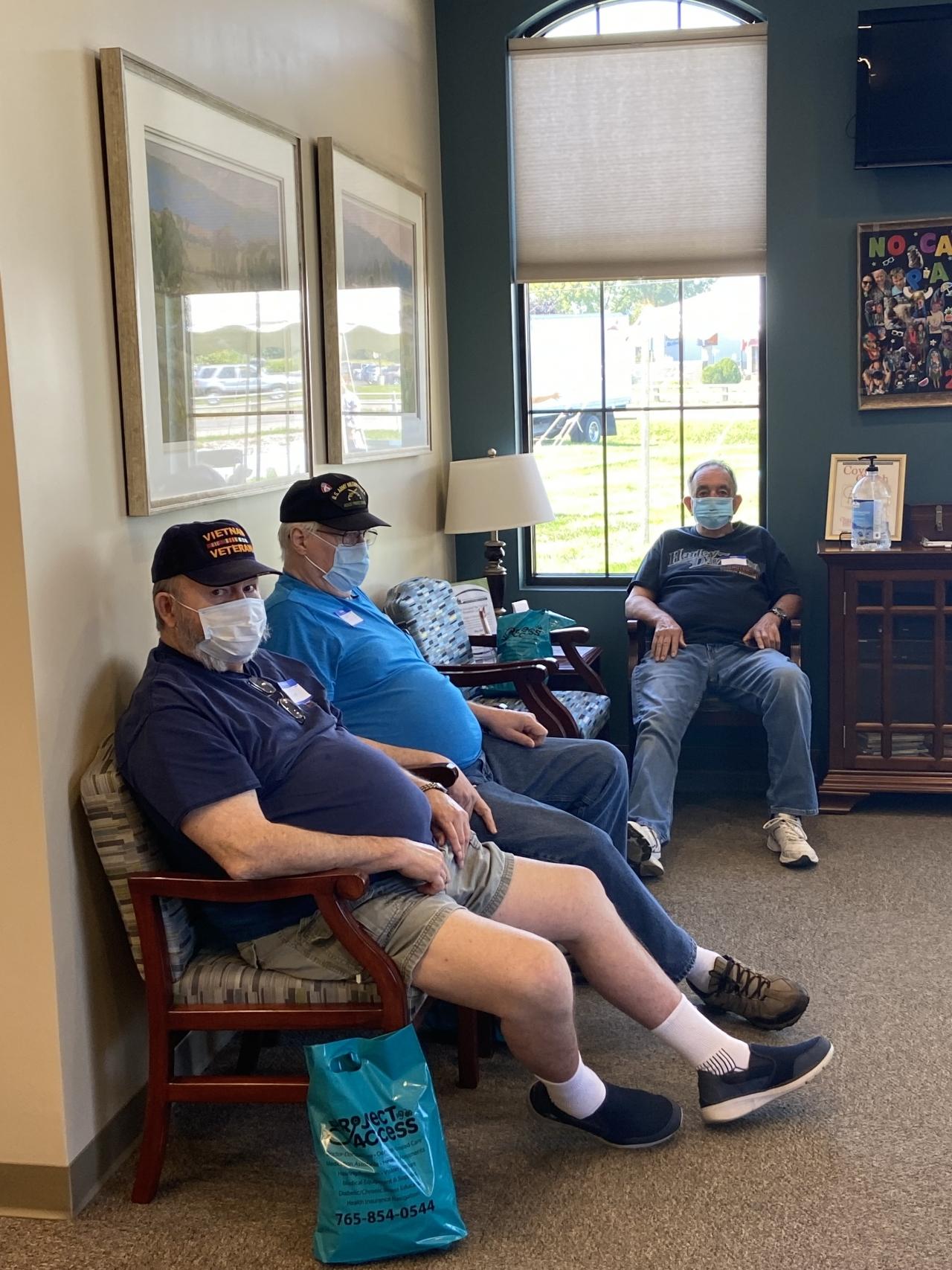 SFV 2021 waiting room