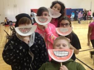 Health Fair Smiles 2015